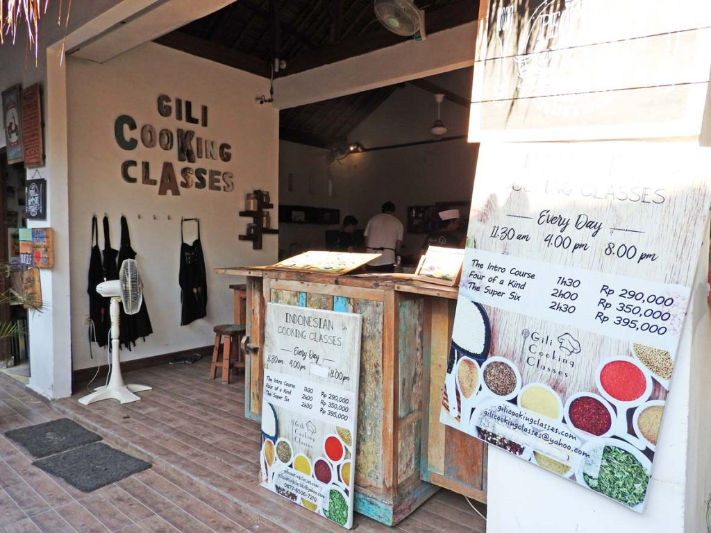 Gili Cooking Classes - Cooking Classes on Gili Air, Bali and Lombok, Indonesia
