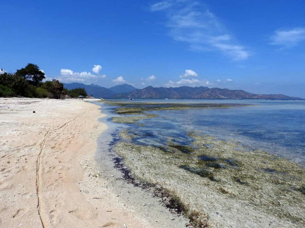 Beaches of Gili Air, Bali and Lombok, Indonesia