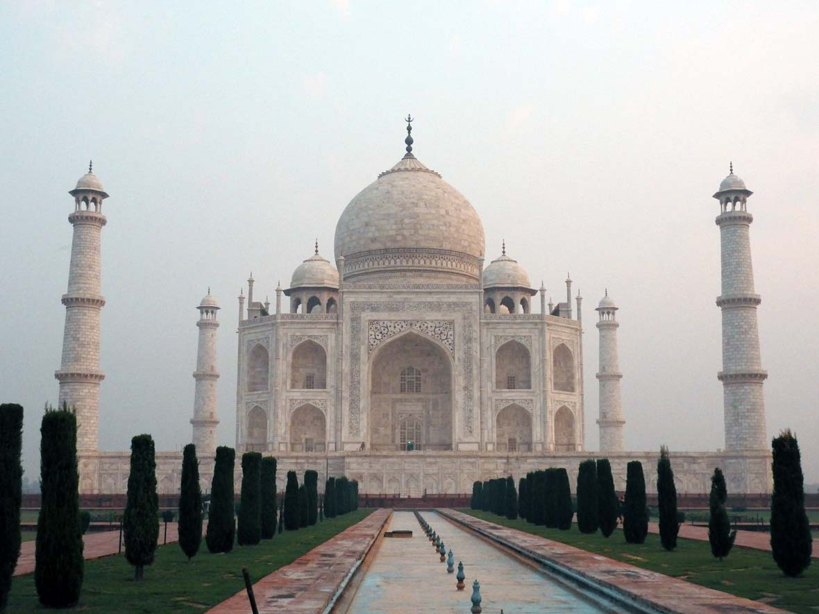 You Can See the Taj Mahal at Sunrise (Even If You're Not a Morning Person!)