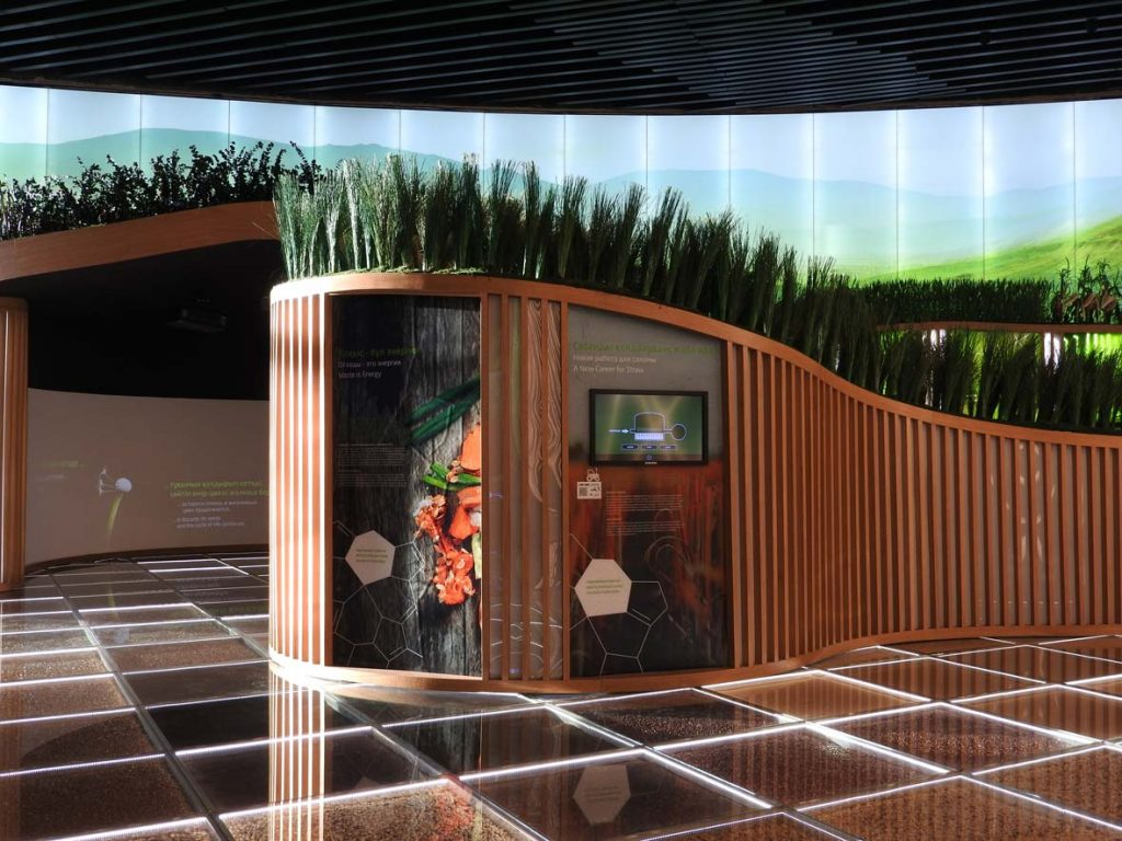 Expo 2017 Museum in Nur-Sultan