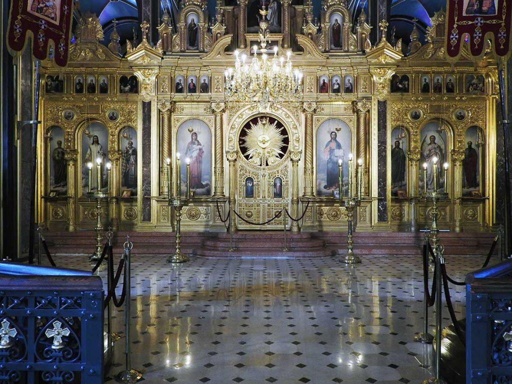 St. Stephen Bulgarian Church in Fener Balat, Istanbul, Turkey