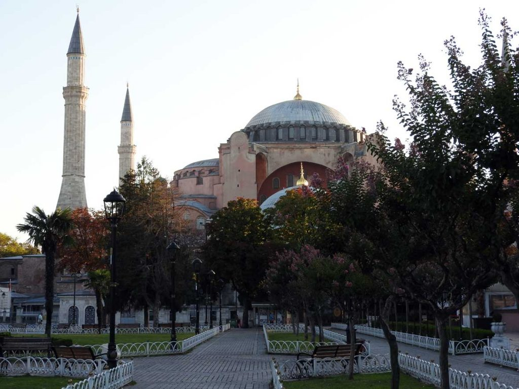Istanbul's Hagia Sophia