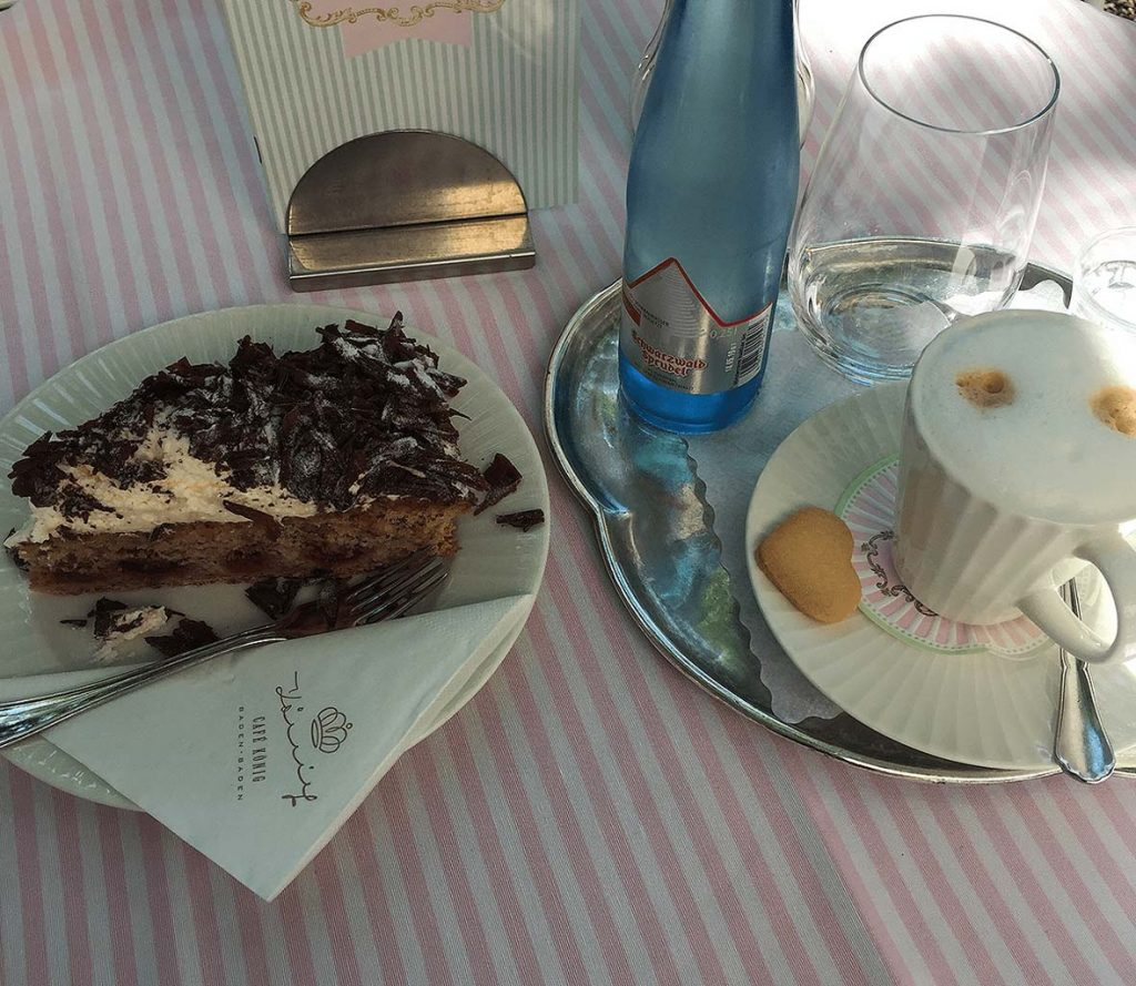 Vegetarians in Germany Love Afternoon Coffee and Cake