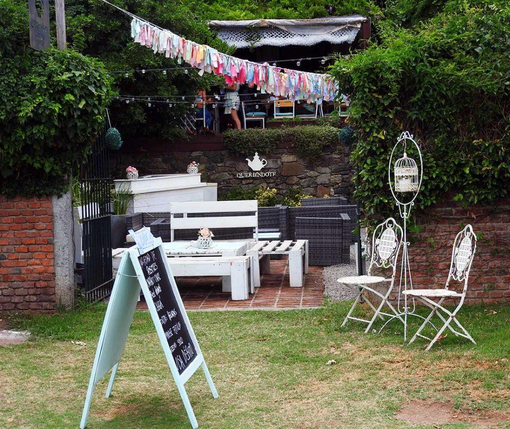 Quierendote Tea House, Colonia, Uruguay