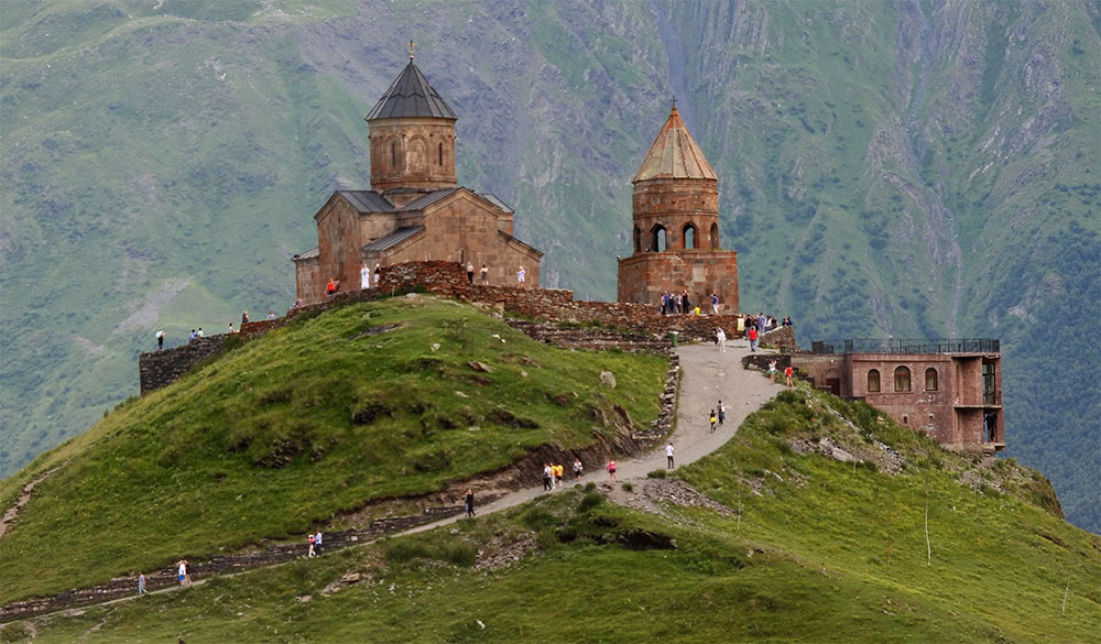 Day Trip From Tbilisi to Stepantsminda and the Gergeti Trinity Church Hike